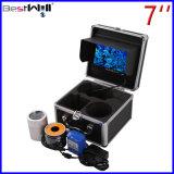 Monitor der Unterwasserkamera-7 '' 20m bis 100m Kabel 7q3