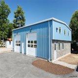 Prefab стальная структура полиняла для Warehousing