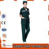 Infirmière et docteur en gros Medical Scrub de coton