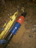 Rohr-Reparatur-Schelle P400X1000, Rohr-Reparatur-Muffe, Einschalungs-Muffe, Rohr-Leck-Reparatur-Schelle für PET, Belüftung-Rohr, undichte Rohr-schnelle Reparatur