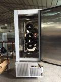 Refrigeratore e congelatore di scoppio dell'acciaio inossidabile