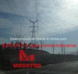 Megatro 220kv 2f1 Sz1 doppelte Kreisläuf-Übertragung Tower