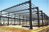 Préfabriqué/a préfabriqué des constructions d'église de structure métallique avec du matériau en métal