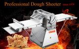 In het groot Machine 400mm het Deeg Sheeter van het Baksel van de Vloer voor Bakkerij