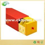 Caja de papel de cartón de visualización de diapositivas de la caja de té (CKT-CB-313)