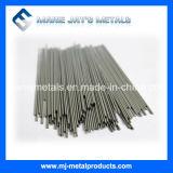 Carbure de tungstène de qualité Rods au sol faits dans Zhuzhou