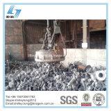 Électroaimant de levage de type circulaire industriel pour les récoltes en acier