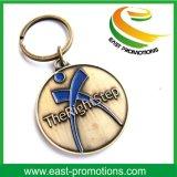 로고를 가진 승진 주문 금속 Keychain