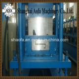 Rodillo automático del canal de la talla Z del cambio que forma la máquina