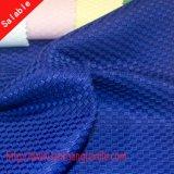Tela tingida da tela da tela do poliéster jacquard químico para a impressão do vestido do vestuário
