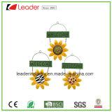 Carrilhão de vento bonito da borboleta do metal para o ornamento da HOME e do jardim