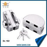 Serratura di portello di vetro di alta qualità SUS304 (DL-102)
