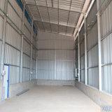 Construction légère préfabriquée de structure métallique