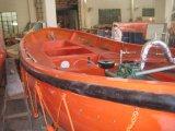 섬유유리에 의하여 강화되는 열려있는 유형 6 - 8 미터 Solas 구명정 및 CCS 증명서를 가진 구조 배