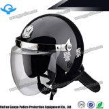 Helm van de Anti van de Rel van China de Zwarte Militaire van de Helm Steen van de Fabrikant