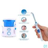Utilisation orale dentaire de Flosser Irrigator de l'eau pour des dents blanchissant