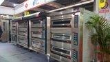 Печь роскоши 3-Deck 6-Tray электрическая (ISO CE)