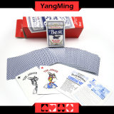 El mejor tarjetas que juegan dedicadas del casino de la abeja 555 póker para los juegos de juego del bacará de Tejas Holdem Ym-PC09