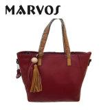 Tote Handbag Ma1657 di cuoio all'ingrosso della Cina della borsa/signora