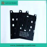 Bandeja de cartão plástica do PVC para as impressoras Inkjet de Epson R1900
