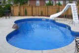 Forro impermeável da associação do estilo do mosaico do PVC da piscina