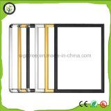 Einfacher und moderner Klipp-Rahmen des Aluminium-25mm des Plakat-A4