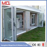 최신 판매 미국식 알루미늄 폴딩 또는 이중 문 디자인