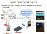 가정 에너지 관리를 위해 원격 제어의 WiFi 에너지 미터