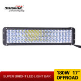 barre d'éclairage LED de faisceau d'endroit 17 '' 180W avec du ce RoHS