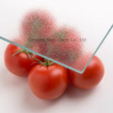 4mm vidro solar Tempered de Matt/textura de Matt com certificação do GV