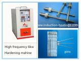 Máquina de calefacción de alta frecuencia de inducción 16kw de IGBT