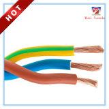 60V DC, кабель низкого напряжения тока AC 25V с изоляцией PVC