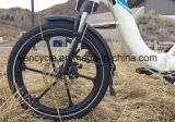 Burhslessモーター/FoldingのEバイク(SY-E2009)が付いている20inch /Foldable Eのバイク