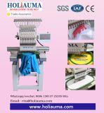 Holiaumaは最もよいQuanlityの同じようで幸せな刺繍機械販売の1つのヘッドをコンピュータ化した