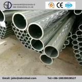 Tubulação de aço redonda pre galvanizada Ss400 da estufa
