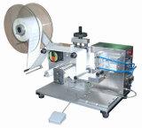 둥근 병 편평한 병을%s 자동 장전식 레테르를 붙이는 기계