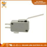 Переключатель чувствительного микро- переключателя рукоятки Lema Kw7-94 длиной согнутый электрический пластичный