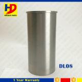 O forro Dl08 do cilindro do motor para a máquina escavadora de Daewoo parte o nenhum (65.01201-0074)