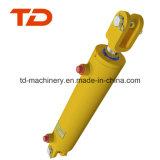 O cilindro hidráulico de Volvo Ec55 Ec210-7 Ec240 Ec290 Ec360 Ec460 parte o fabricante longo do cilindro hidráulico do curso da máquina escavadora