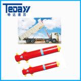 цилиндр трактора прямой связи с розничной торговлей изготовления гидровлический с сертификатом ISO