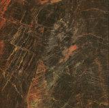 المزجج بلاط البورسلين الأزرق من تصميم الرخام