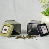 차 포장 상자, 포장하는 작은 선물 주석, 포장 금속 상자