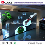 Visualización de LED de la echada HD del pixel de la galaxia P1.5625/P1.667/P1.923 pequeños/pantalla/panel de interior