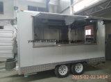 ステンレス鋼のトースターのための小型食糧トラック装置