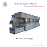 Nettoyeur ultrasonique automatique à chaîne