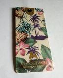 Etiqueta llena de la impresión en color de la tarjeta gruesa de la insignia de la hoja de oro
