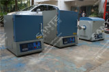 16のプログラム可能なセグメント(1000c、150X150X150mm)と歯科マッフル炉