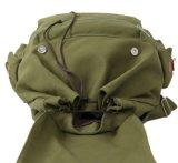 (KL273) Toile verte de tendance augmentant des sacs de cordon de sac à dos