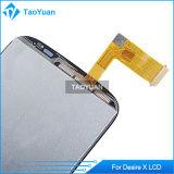 Агрегат касания индикации экрана OEM первоначально LCD на желание x T328e HTC