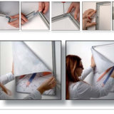 Системы ткани напряжения обрамляя, рамка края кремния Seg графическая с индикацией ткани